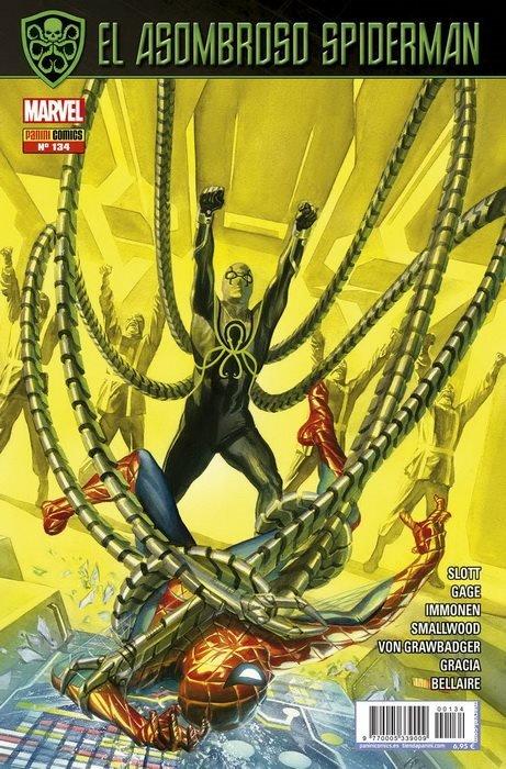 Spiderman vol. 7 / Spiderman Superior / El Asombroso Spiderman (2006-) #134