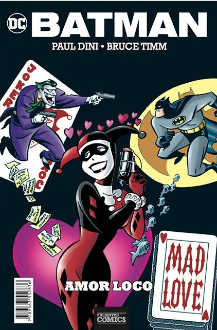 Batman. Amor loco