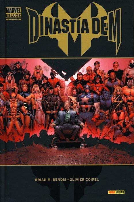 Dinastía de M. Marvel Deluxe