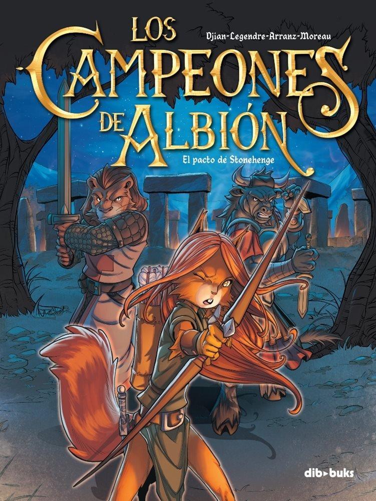 Los Campeones de Albión #1