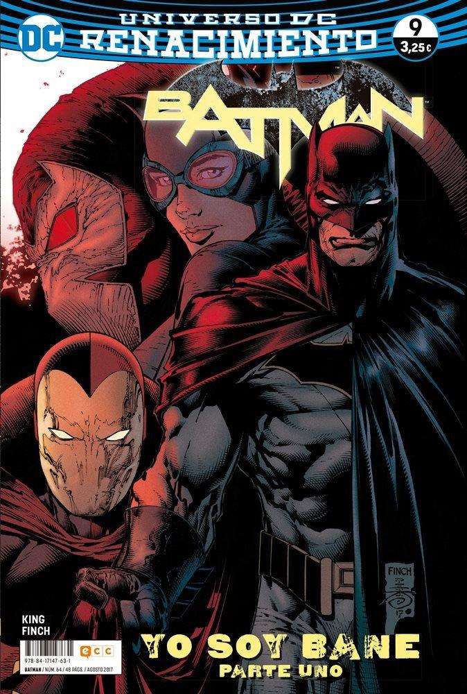 Batman: Nuevo Universo DC / Renacimiento #64
