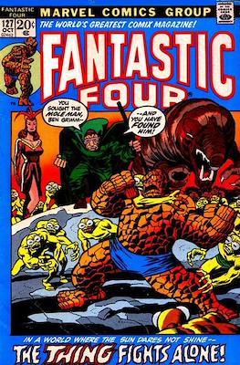 Fantastic Four Vol. 1 (1961-1996) (saddle-stitched) #127