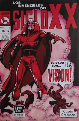 Los Invencibles del Siglo XX #16