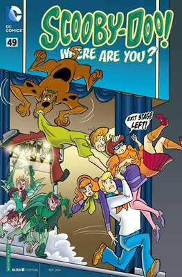 Scooby-Doo! Where Are You? (Comic Book) #49