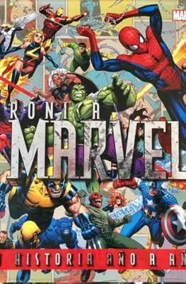 Crónica Marvel: Su historia año a año