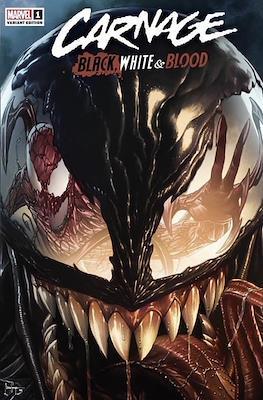 Carnage: Black, White & Blood (Variant Cover) #1.8