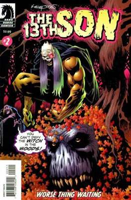 The 13th Son (Comic Book) #2