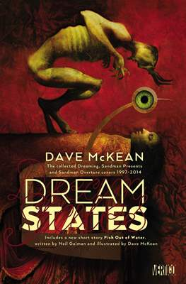 Dream States. The Collected Dreaming, Sandman Presents and Sandman Overture Covers 1997-2014