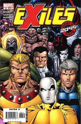 Exiles Vol 1 (Comic book) #76
