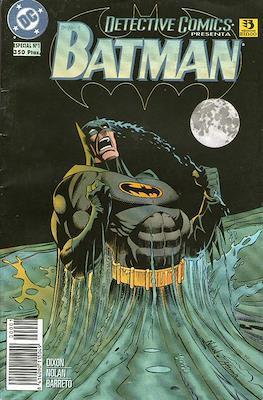 Detective Comics presenta: Batman. Especial 1