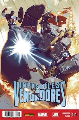 Imposibles Vengadores (2013-2018) (Grapa) #19