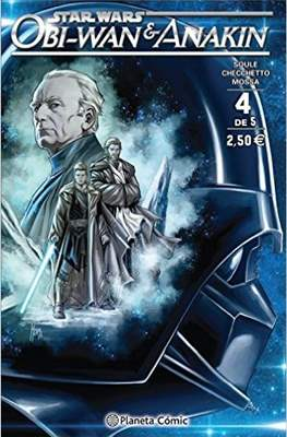 Star Wars: Obi-Wan & Anakin (Grapa 32 pp) #4