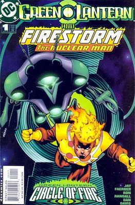 Green Lantern Circle of Fire: Green Lantern and Firestorm