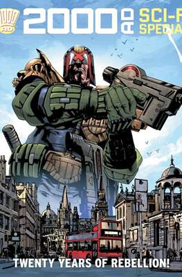 2000 AD Sci-Fi Special #25