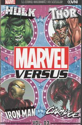 Marvel Versus (Rústica) #3