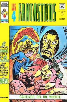 Los 4 Fantásticos Vol. 3 (1977-1980) (Grapa 44 pp) #4