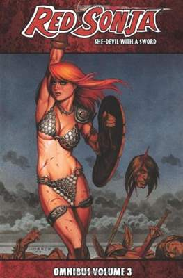 Red Sonja Omnibus (2010-2014) (Softcover) #3