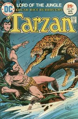 Tarzan (Comic-book) #236