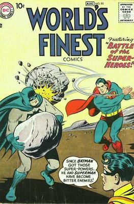World's Finest Comics (1941-1986) (Comic Book) #95