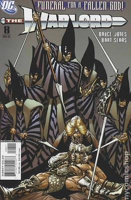 Warlord Vol. 2 (2006-2007) (Grapa) #8