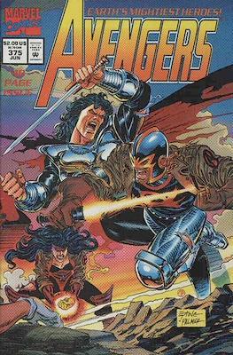 The Avengers Vol. 1 (1963-1996) (Grapa) #375