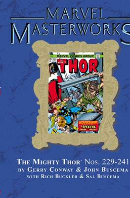 Marvel Masterworks (Hardcover) #221