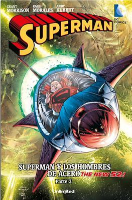 Superman y los hombres de acero (Rústica) #3