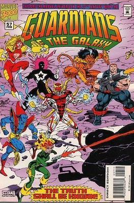 Guardians of the Galaxy Vol 1 (Comic Book) #57