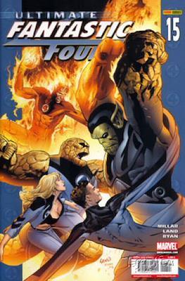 Ultimate Fantastic Four (Grapa 48 pp) #15