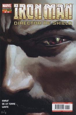 Iron Man: Director of SHIELD / Iron Man & Máquina de Guerra / El Invencible Iron Man (2008-2011) #12