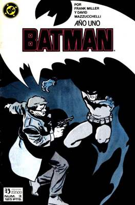 Batman (1987-1993) (Grapa) #3