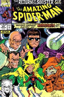The Amazing Spider-Man Vol. 1 (1963-2007) (Comic-book) #337