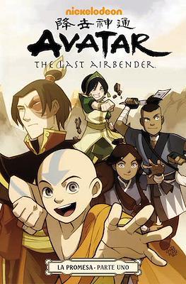 Avatar: The Last Airbender (Rústica) #1
