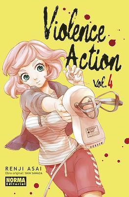 Violence Action (Rústica) #4