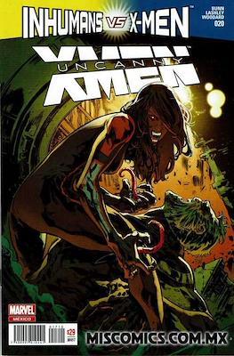 Uncanny X-Men (2016-2017) (Grapa) #20