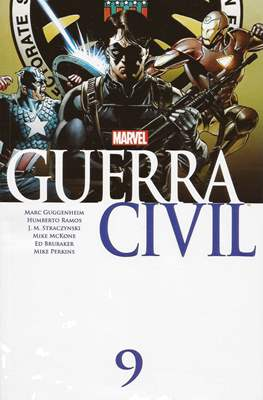 Guerra Civil #9