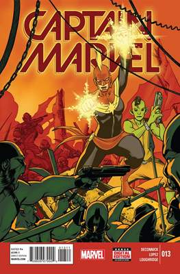 Captain Marvel Vol. 8 (Comic-Book) #13