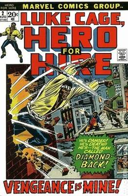 Hero for Hire / Power Man Vol 1 / Power Man and Iron Fist Vol 1 #2