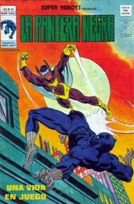 Super heroes V.2 (Grapa, 48 páginas (1974-1980)) #81