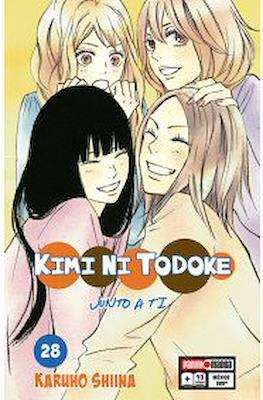Kimi ni Todoke. Junto a Ti (Rústica) #28