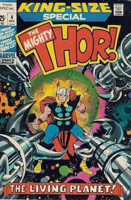 The Mighty Thor Annual (1966-1994) #4