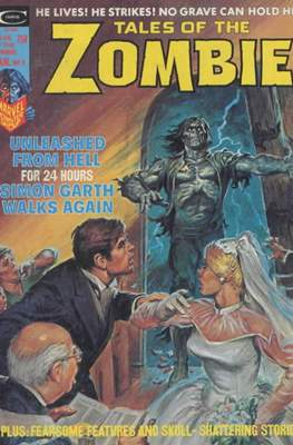 Tales Of The Zombie (Magazine) #9
