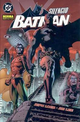 Batman: Silencio (2003) (Rústica 72 pp) #5