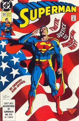 Superman Vol. 2 (1987-2006) (Comic Book) #53