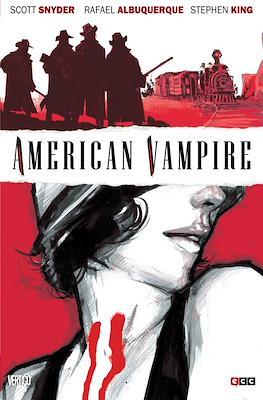 American Vampire (Rústica 128-200 pp) #1