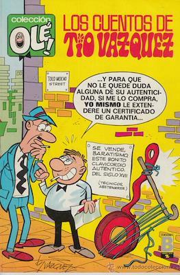 Colección Olé! 1ª etapa (Rústica 64 pp) #25