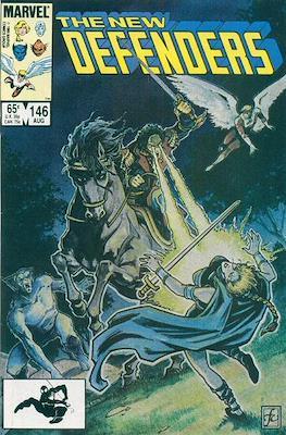 The Defenders vol.1 (1972-1986) #146