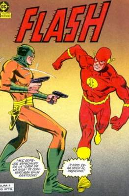 Flash Vol. 1 (1984-1985)