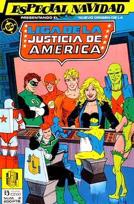 Liga de la Justicia / Liga de la Justicia internacional / Liga de la Justicia de America. Especiales (1988-1991) (Grapa) #2