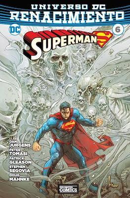 Superman: Renacimiento #6